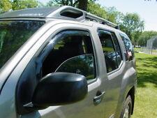 Fits Nissan Xterra 2005-2016 Window Visors In-Channel