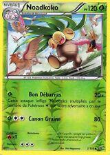 Carte Pokemon Neuve Française 2//108 XY06:Ciel Rugissant Noadkoko