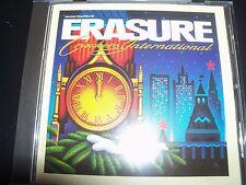 Erasure Crackers International (Stop) USA CD EP Single – Like New