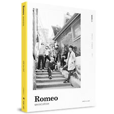 ROMEO-[One Fine Day]4th Mini Album Repackage Special Edition CD+Book Mark+Poster