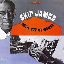Skip James - Devil Got My Woman (VMD 79273)