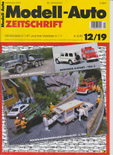 Modell-Auto Zeitschrift (MAZ) 12/19