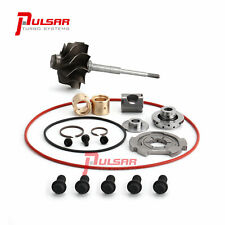 05-07 Ford 6.0 Powerstroke GT3782VA Turbo Rebuild Kit 10 BLADE UPGRADE TURBINE