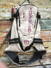 ORTOVOX Free Rider 36-46cm Ski Snowboard Backpack Spine Protection