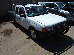 FORD COURIER WIPER MOTOR FRONT, PE, 01/1999-10/2002, 167419 KMS