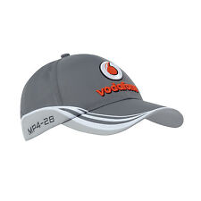 Vodafone McLaren Mercedes Anthracite Team Cap