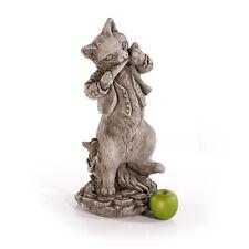 Katze Musiker Tierfiguren Gartenfiguren Steinfiguren Sandstein Katzen 462813