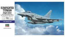 Hasegawa E40 Eurofighter Typhoon Single Seat 1/72