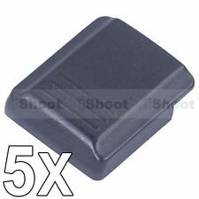 5x Hot Shoe Mount Protector Cover/Cap FA-SHC1AM/B for Sony Minolta a Camera