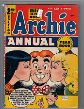 Archie Annual, 1950-1951 Edition