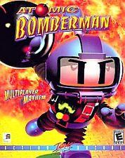 Atomic Bomberman PC US Version New by Interplay