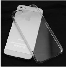 iPhone 5 Ultra Thin Crystal Clear Transparent Case. Free Screen Protector!!