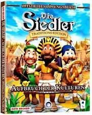 Siedler - Aufbruch der Kulturen ( Offizielles Lösungsbuch ) NEU - Deutsch