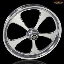 "Suzuki GSX-R 600 Custom Chrome Wheels, ""5 Blade"" by FTD Customs, GSX-R 600"