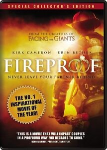 FIREPROOF - from makers of Overcomer, War Room, Facing the Giants, & Courageous