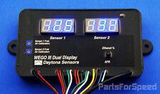 Daytona Sensors WEGO III Dual Channel Wideband Oxygen Sensor Air Fuel Ratio