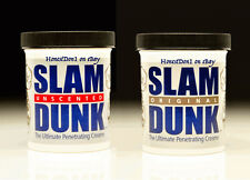 SLAM DUNK Anal Penetrating Cream Fisting J-lube Original Clove / Unscented 8 oz