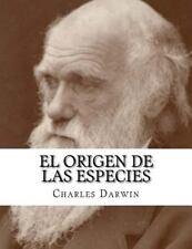 El Origen de Las Especies by Charles Darwin (2015, Paperback)