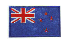 new Zealand National Flag Embroidered Patch Kiwi Emblem Sew Iron Badge Applique