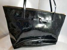 Bag Sophie Camillia Street Wkru2471 Black Patent Leather Tote NWT