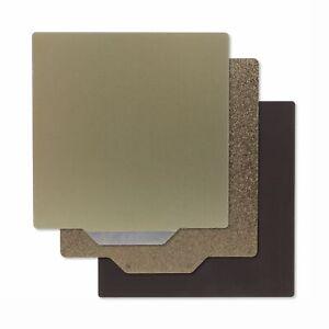 Dauerdruckplatte 120x120mm Voron V0 V0.1  PEI Glatt / Texturiert / Magnetbase