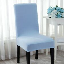1x Stretch Dining Chair Cover Removable Slipcover Spandex Washable Banquet Party