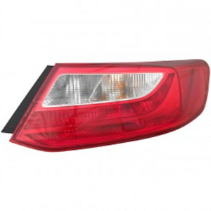 New Honda Accord 2dr Coupe 2013 2014 2015 tail light right passenger & bulbs