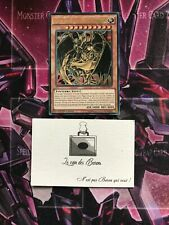 Yu-Gi-Oh!: Hamon , Seigneur Du Tonnerre Fracassant   DUSA-FR097 Ultra   1st