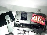 Sanyo TRC-8800 Standard Cassette Transcription Transcriber Dictation Machine