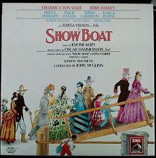 SHOWBOAT 3 RECORD BOX SET GERMAN PRESSING