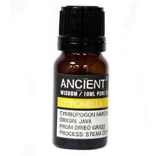 Huile Essentielle Citronelle Aromatherapie Flacon 10ml