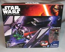 2015 Star Wars The Force Awakens First Order Tie Fighter with Pilot