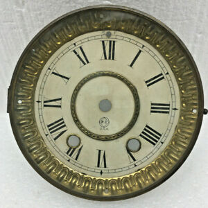 """Details about  /14/"""" Seth Thomas Wall Clock Dial"""