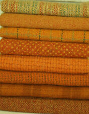 HAND DYED RUG HOOKING WOOL Mill-Dyed ~ {'P' is for PUNKIN'}