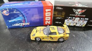 Action RCCA BOXED 2001 1:43 Earnhardt GM Goodwrench Service Plus Raced