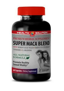 testosterone booster horny goat weed - SUPER MACA COMPLEX 1B- maca root extract