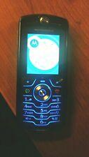 Motorola SLVR L7 - Black (Cingular) Cellular Phone - Used - Works