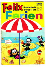 Felix Sonderheft Ferien 1968