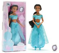 New 2020 Disney Store Princess Jasmine Classic Doll, Aladdin