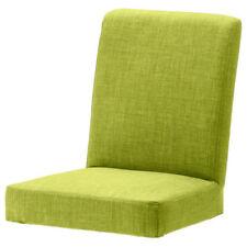 1 Chaises verts en tissu pour la maison