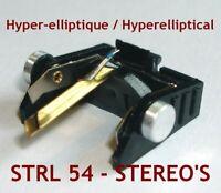 VN45HE HYPERELLIPTIQUE stylet pour SHURE V15-IV VN-45-HE fits V15 type IV stylus