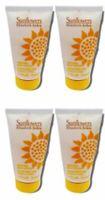 Elizabeth Arden Sunflowers 4x 1.7oz Perfumed Body Lotion Parfum 6.8oz total