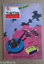 TINTIN Fascicule n° 592 du 25 février 1960