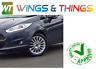 FORD FIESTA 2008 - 2017 MK7 PASSENGER N/S WING fully painted in Midnight Sky