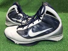 Nike Mens Hyperize TB Blue White Basketball Shoes Sz 14 Sneakers 367181-114 $125