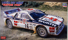 Hasegawa 20447 limited 1983 Lancia 037 Grifone 1:24