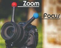 LENSSHIFTER PRO PAIR follow focus & zoom for dslr, mirrorless video, photography