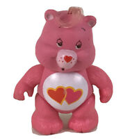 Kenner Care Bears Vintage 1983 Love A Lot Bear Poseable Figure Collectible 80s