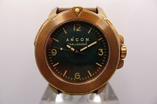ANCON CHALLENGER BRONZE 200M DIVER NEW 47MM CALI CALIFORNIA DIAL