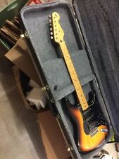 1994 Fender Stratocaster Guitar Fat Strat Special HSS 2 knob MIM 40th anniversar